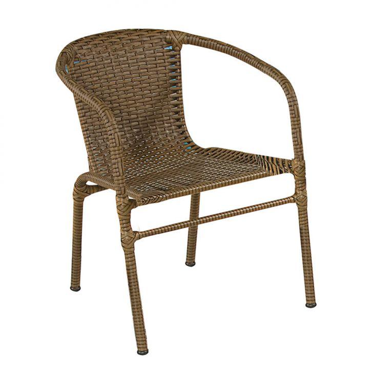 Cadeira Tamiris Marrom