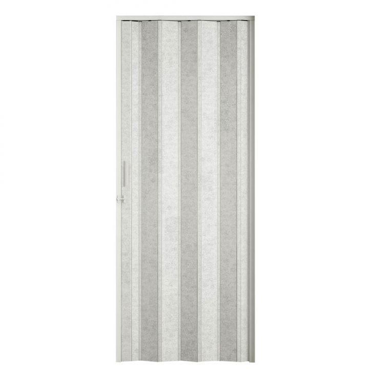 Porta Sanfonada Com Trinco Puntinato 084X210