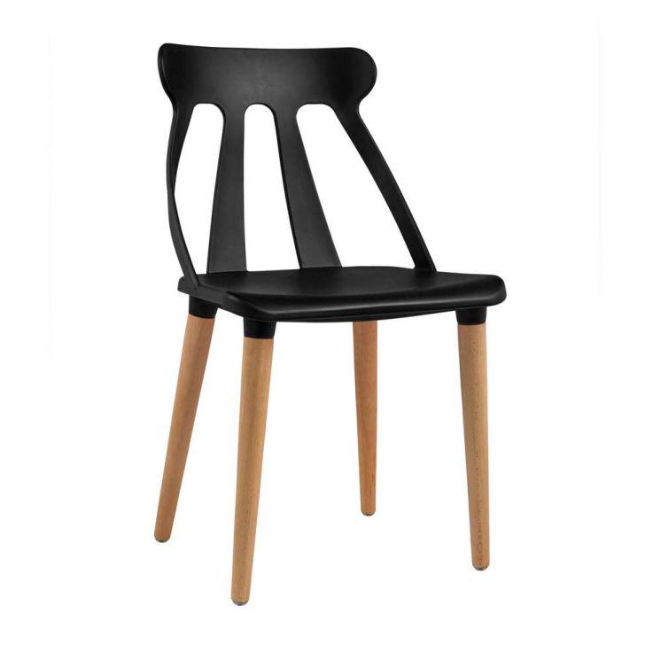 Cadeira Elba Preta