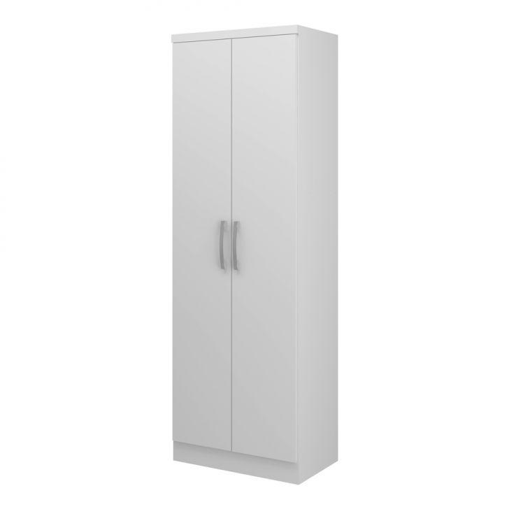 Armário Multiuso 0424 2PT Branco |Carraro