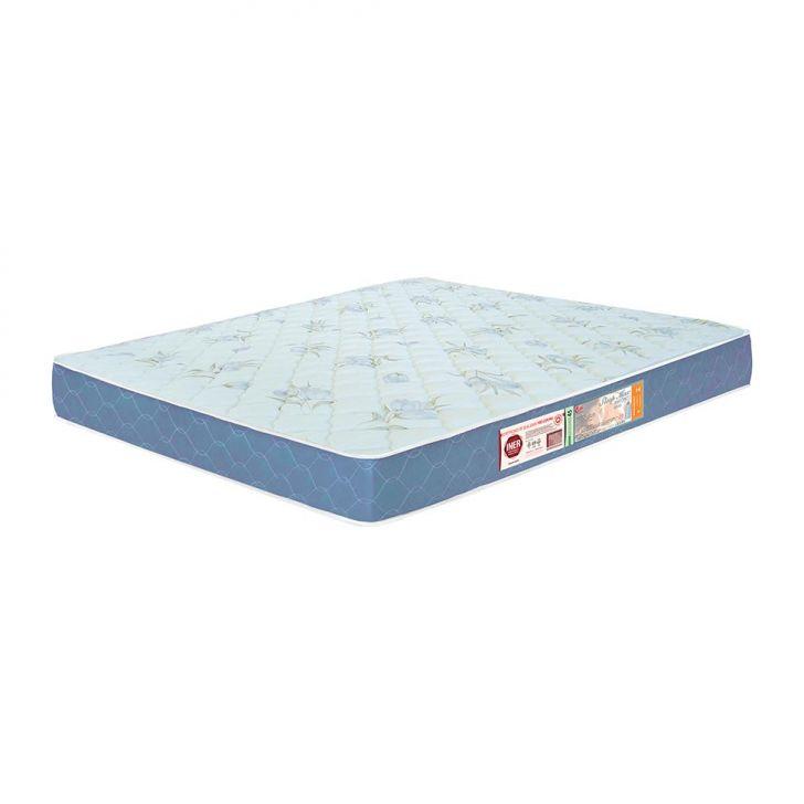 COLCHÃO CASAL ESPUMA D45 SLEEP MAX (18X138X188) BRANCO