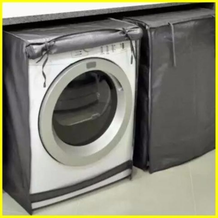 3102ee8e1 Capa para Máquina de Lavar e Secar Frontal 10