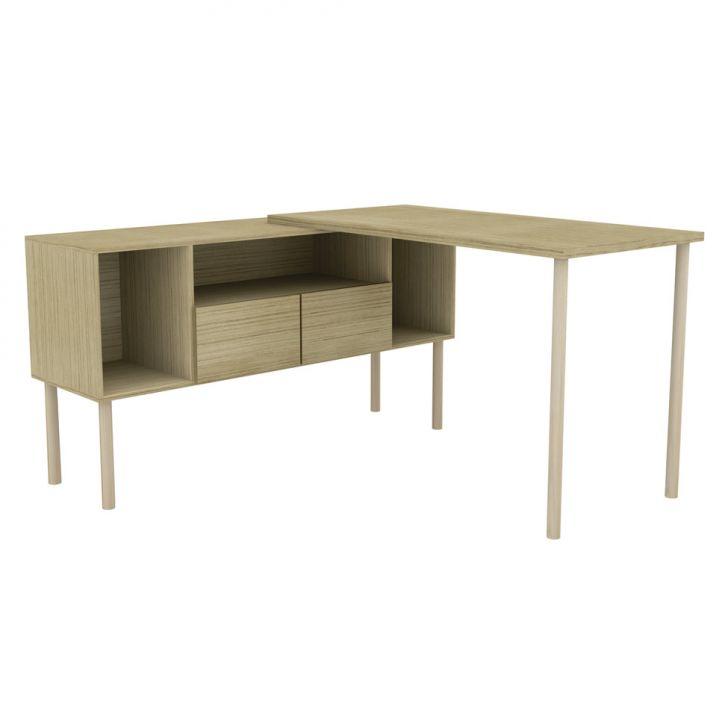 Mesa para Computador Olívia New Carvalho
