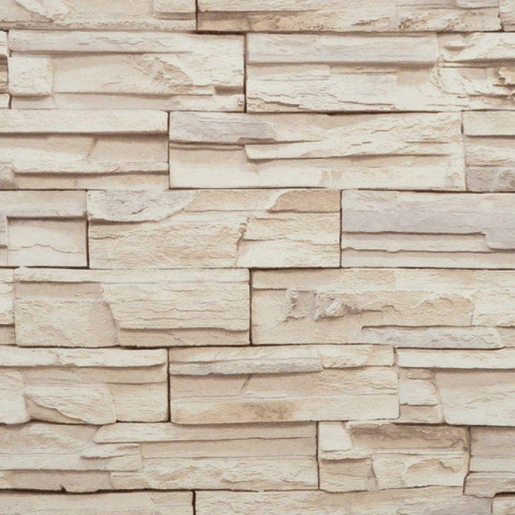 20f9edc18 Papel de Parede Modern Rustic 121502 Vinílico com Estampa Pedra