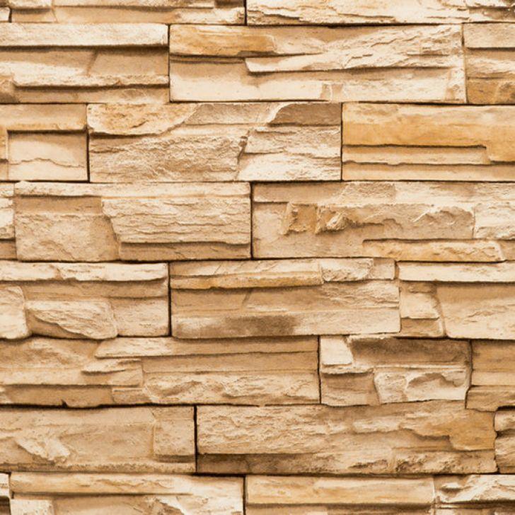 15185aca0 Papel de Parede Modern Rustic 121504 Vinílico com Estampa Pedra