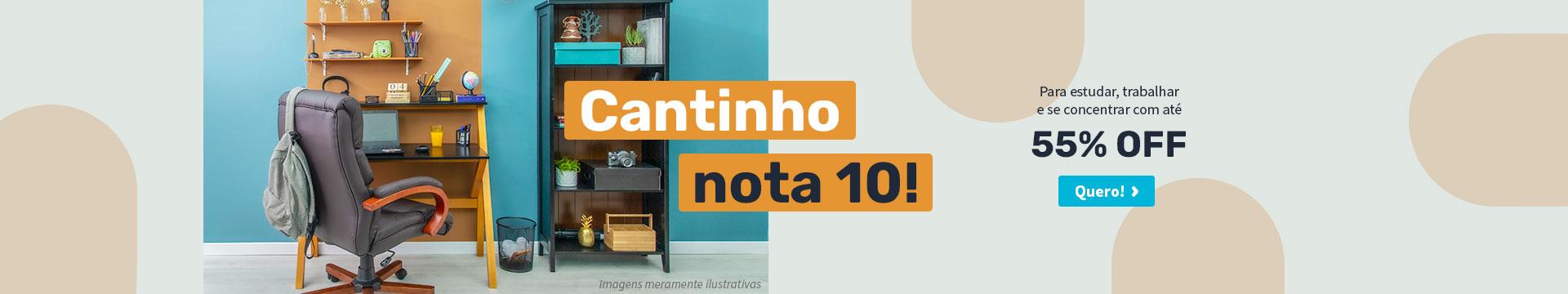Cantinho Nota 10