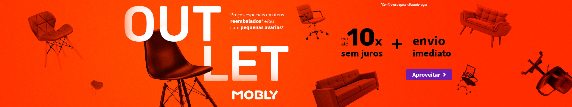Outlet Mobly