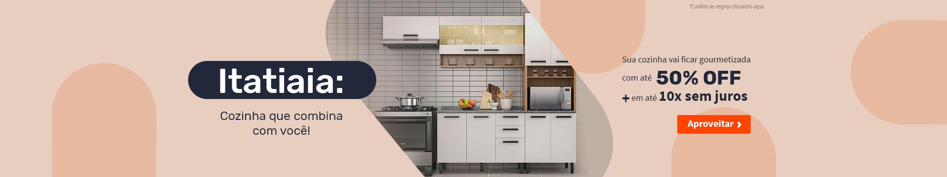 Itatiaia: Cozinha que combina com você