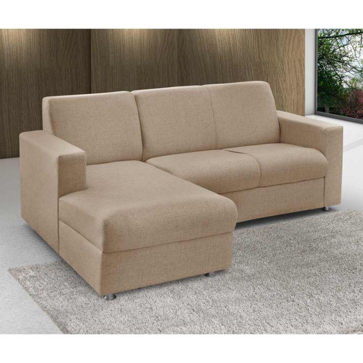 Sof 3 lugares com chaise esquerda roma chenille bege for Sofa 03 lugares com chaise