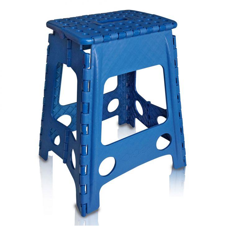 Banco Dobrável Lones Azul