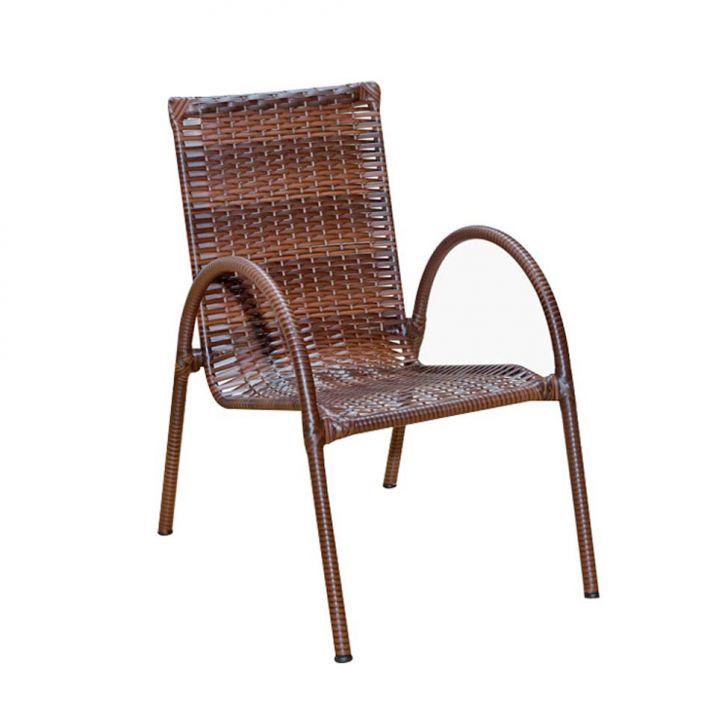 Cadeira Priscila Marrom II