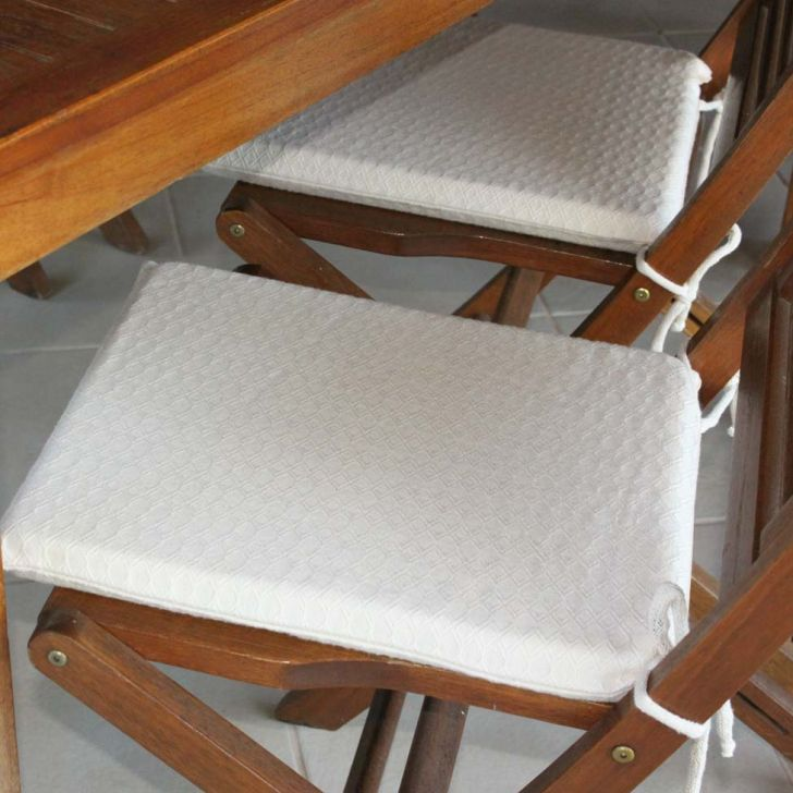 Assento para Cadeira Bland 40x40 Natural 875