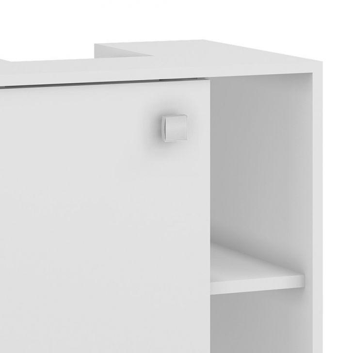 Foto 4 - Gabinete Alterf 1 PT Branco