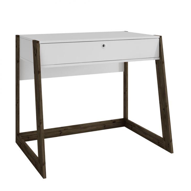 Mesa de Computador Makalu Branco