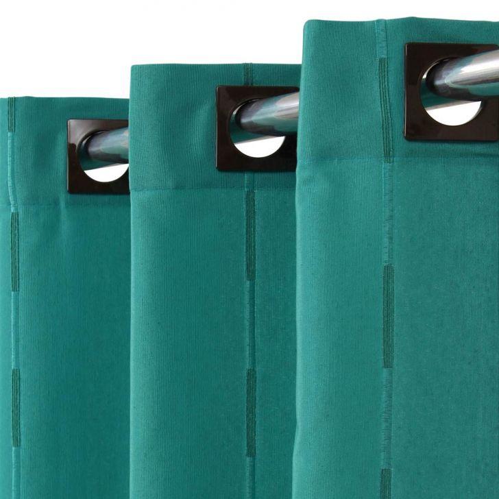 Cortina cordone 400x260cm beca decor azul turquesa for Cortinas azul turquesa