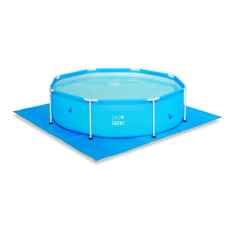 forro para piscina 7000 litros bel lazer