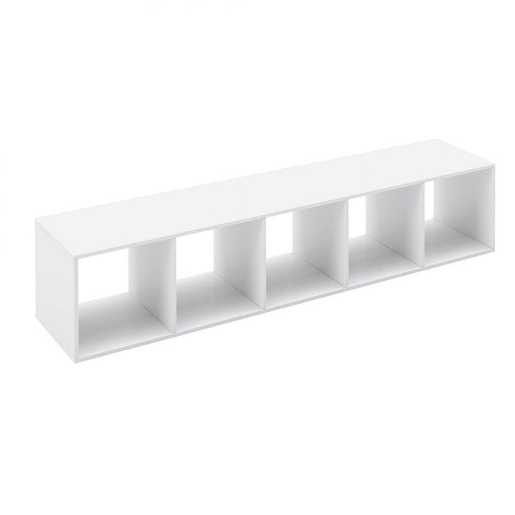 Nicho Dominox 184 cm Branco