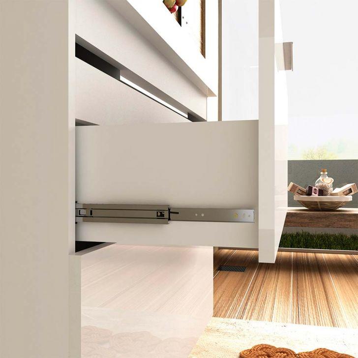 Foto 7 - Conjunto para Banheiro Pietra Branco