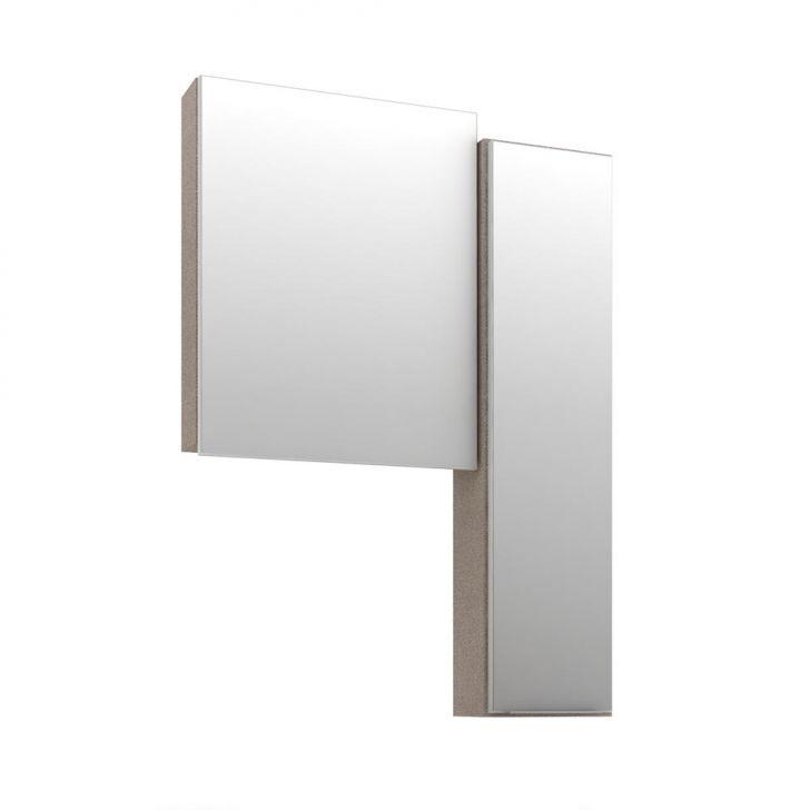Foto 4 - Conjunto para Banheiro Vegas Tweed e Branco