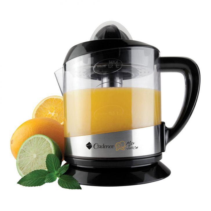 Slow Juicer Cadence : Espremedor De Frutas Cadence Max Juicer 42W