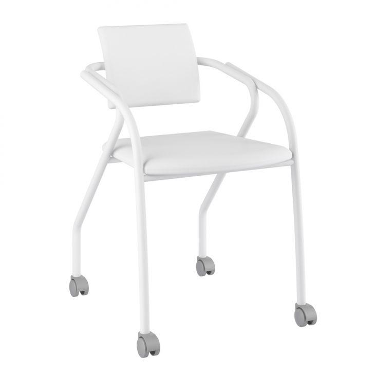 Cadeira de Escritório Interlocutor Tom Branco