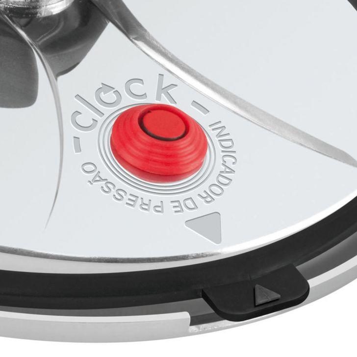 d66aefe85 Panela de Pressão Clock Original Prata - 4