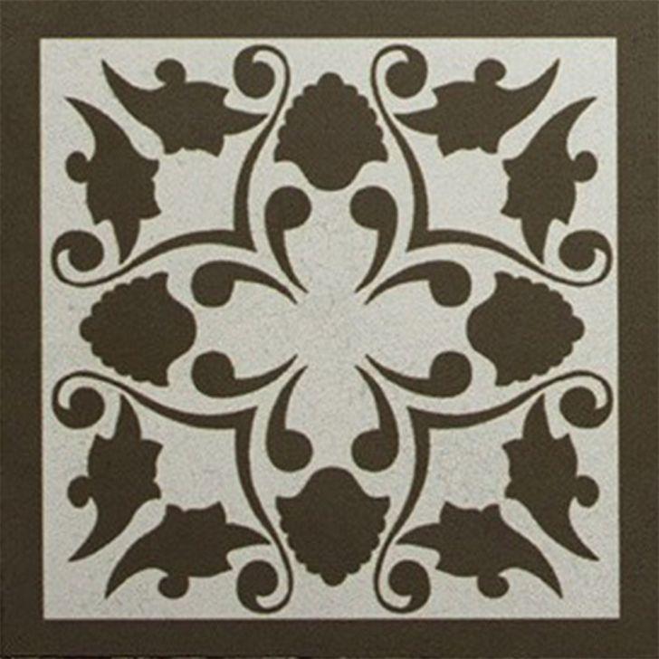 Adesivo para azulejo ladrilho hidr ulico mosaico 15x15cm for Mosaico adesivo 3d