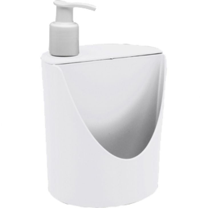 Dispenser Romeu & Julieta Coza Branco 600 ml