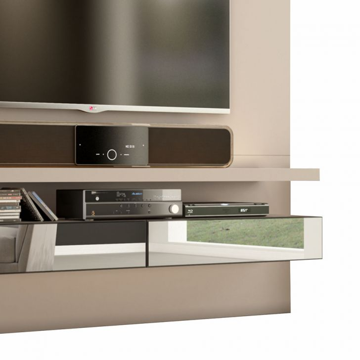 Home Theater O Cinema Na Sua Casa: Estante Para Home Theater 2 GV Odin Fendi 180 Cm