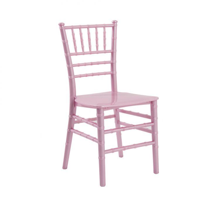 Cadeira Infantil Rosa