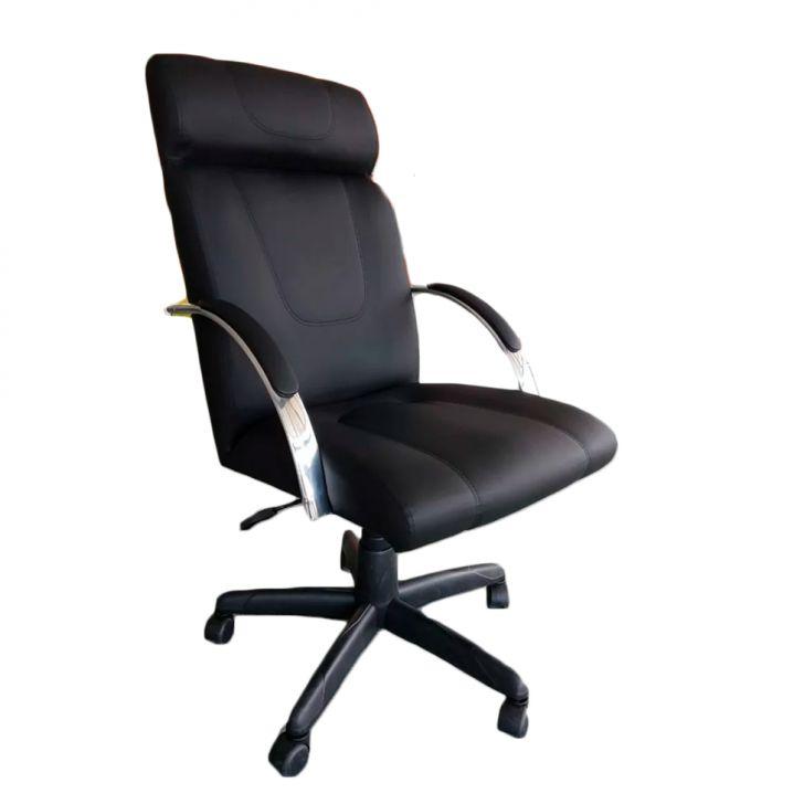 Cadeira de Escritório Presidente Master Preto