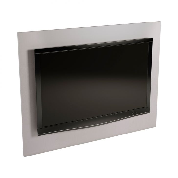 Painel para TV até 49 Polegadas Unique Cinza