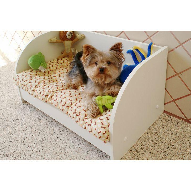 af80e496a2 Berço Cama Pet Para Cães E Gatos Com Colchão Pequeno Porte