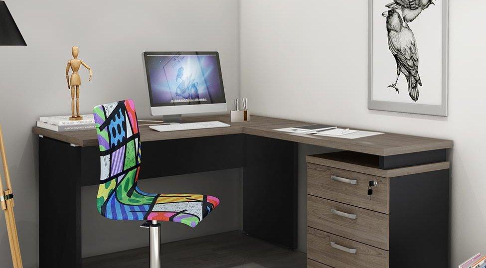 Escritório Decorado Designer