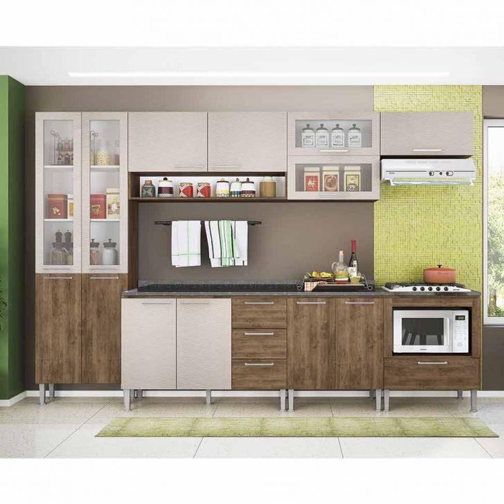 Cozinha Compacta Emanuella 13 Pt 4 Gv Demolição e Mel