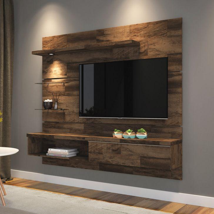 Painel Para Tv 55 Polegadas Ores 181cm Deck