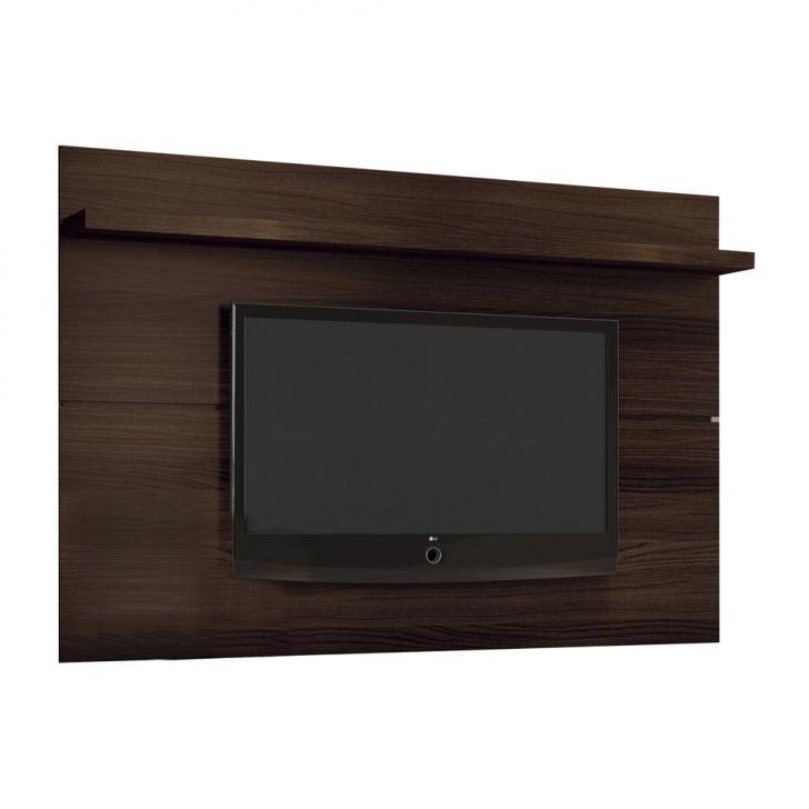 painel para tv 60 polegadas personale mocaccino 180 cm. Black Bedroom Furniture Sets. Home Design Ideas