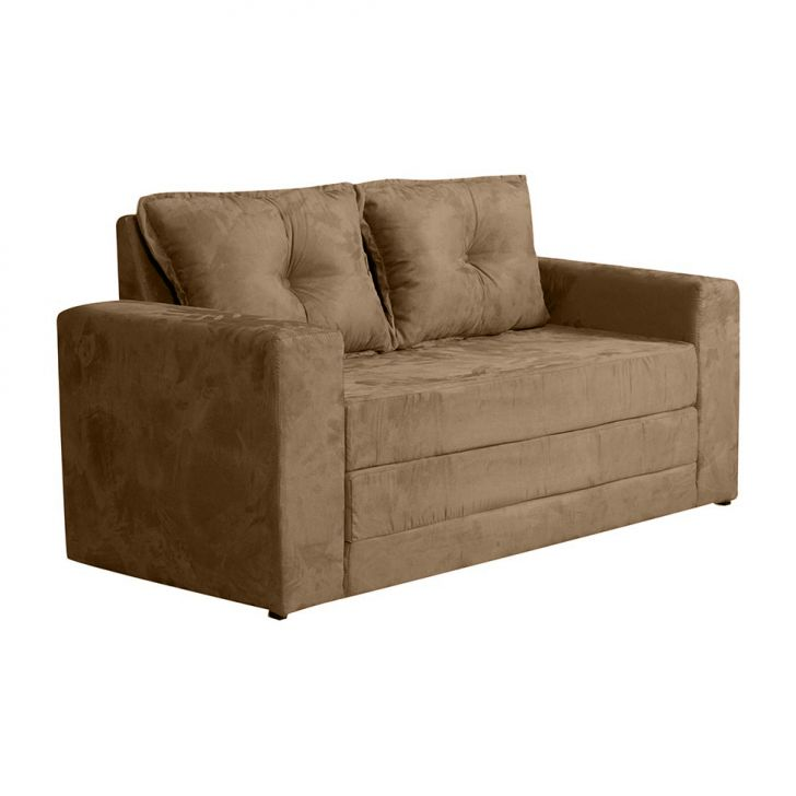 Sof cama casal havana magic suede terra hellen estofados for Sofa cama 1 persona