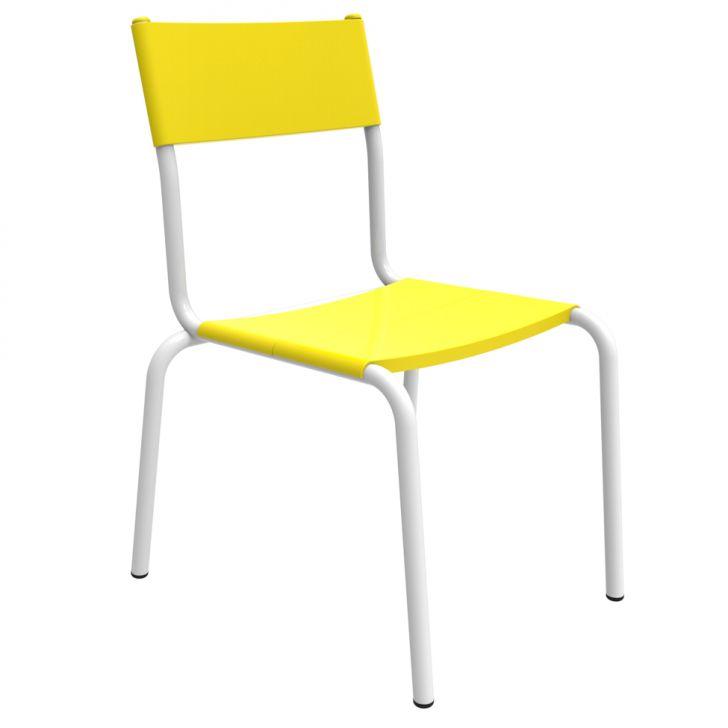 Cadeira Tutti Bambino Unissex Amarela