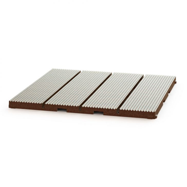 Deck Eko Wood Cacau