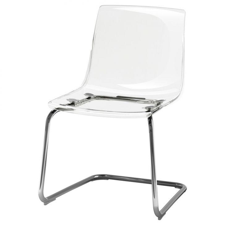 Cadeira Tobias Transparente