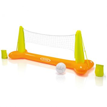 Kit Voleibol Inflável para Piscina Colorido 56508 Intex