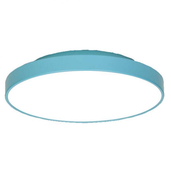 Pendente 7653 Azul 4 lâmpadas Bivolt