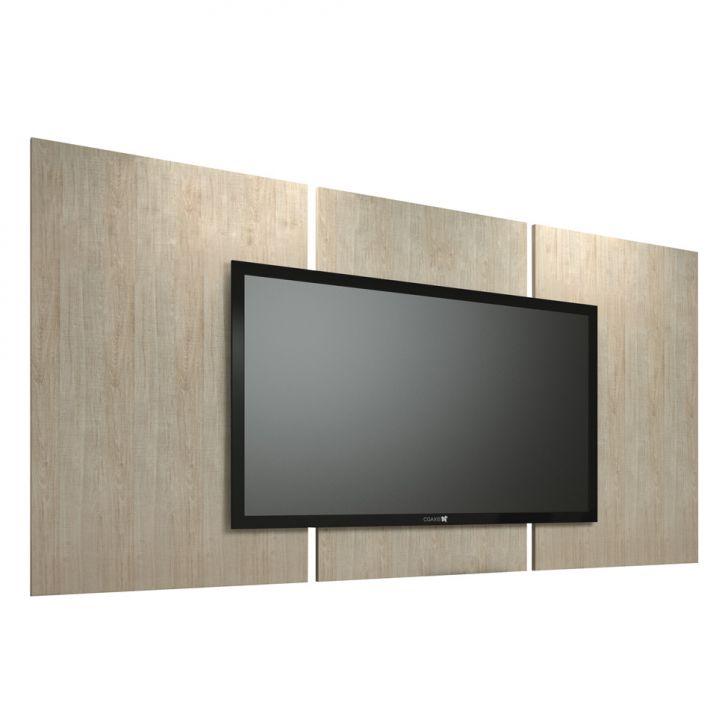 painel para tv 60 polegadas elite santana e rovere marsala. Black Bedroom Furniture Sets. Home Design Ideas