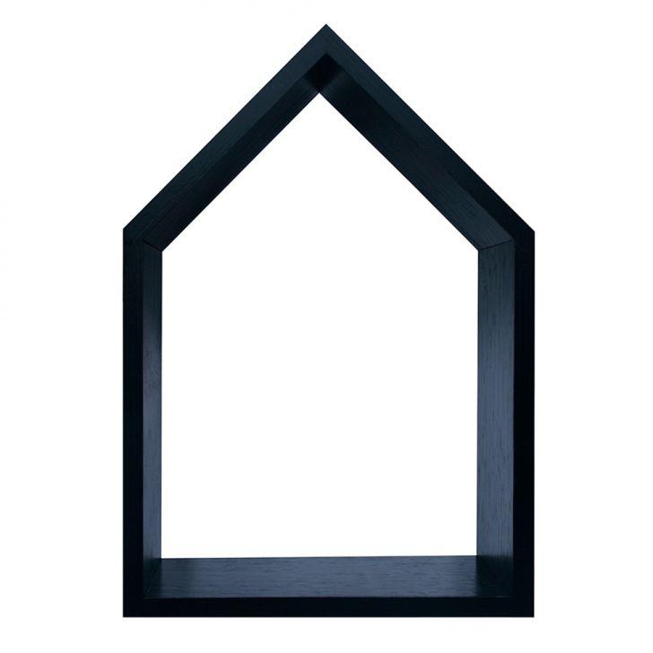 Nicho Home Preto (33x23)