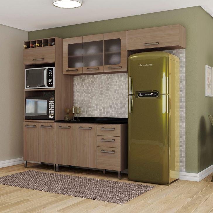 Cozinha Compacta Sense Nature