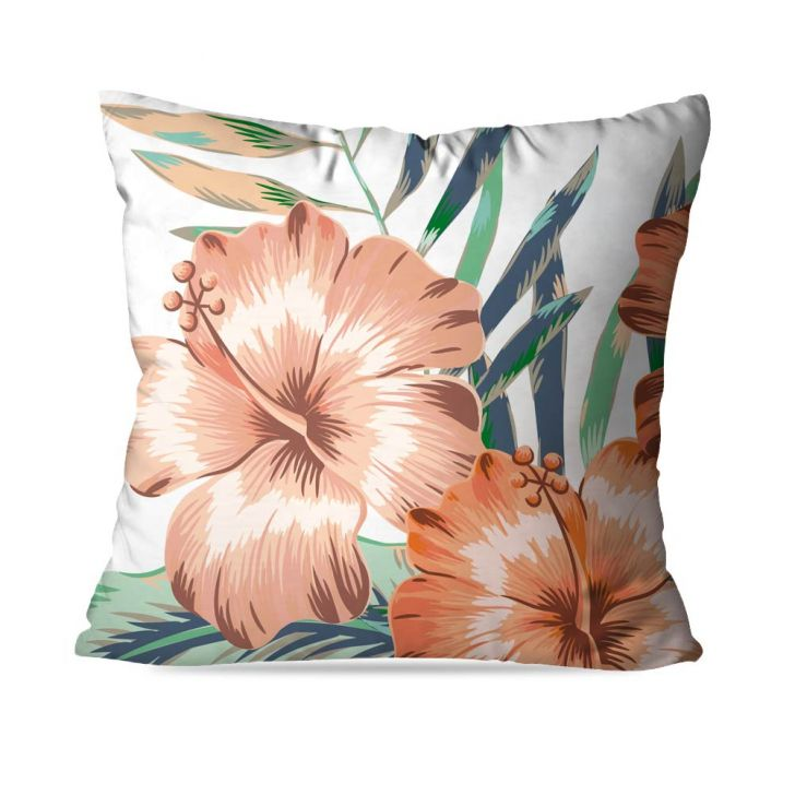 cff09f027 Kit 3 Capas para Almofadas Decorativas Floral Paradise 35x35