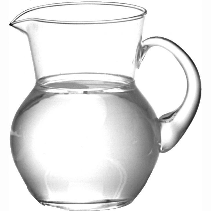 Jarra 600 ml Transparente