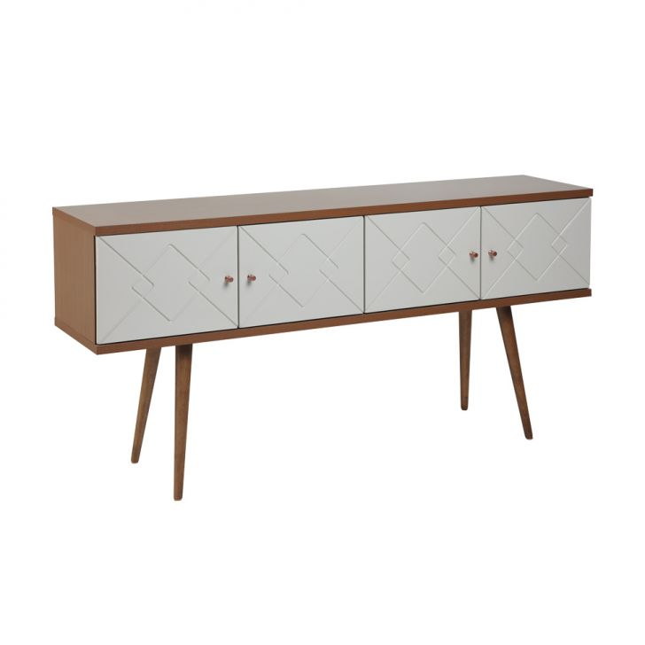 Buffet Einar Natural e Off White
