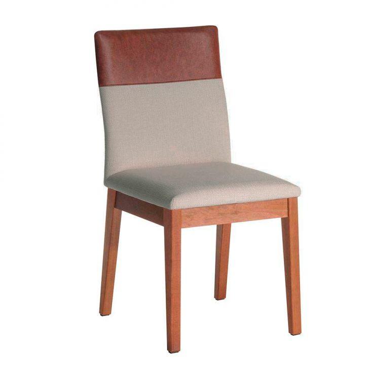Cadeira Runa II Natural e Bege